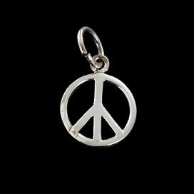 Simbolo de la Paz. Plata