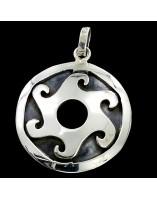 Simbolo el Sol de plata