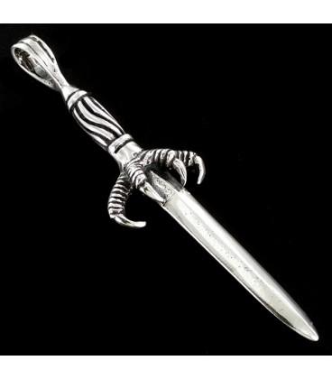 Espada y Garra de plata
