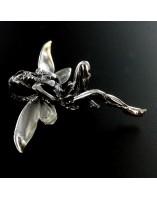 Hada del aire de plata