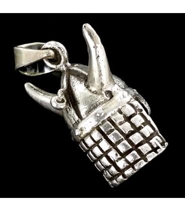 Casco Vikingo de plata