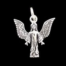 Angel Anunciador. Plata