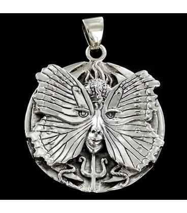 Psyque Diosa del Espiritu de plata