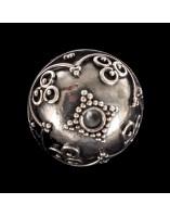 El Colgante de los Angeles de plata 925