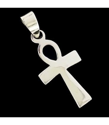 ANKH Cruz de la vida egipcia (plata)