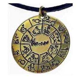 Colgante Zodiaco Hindu