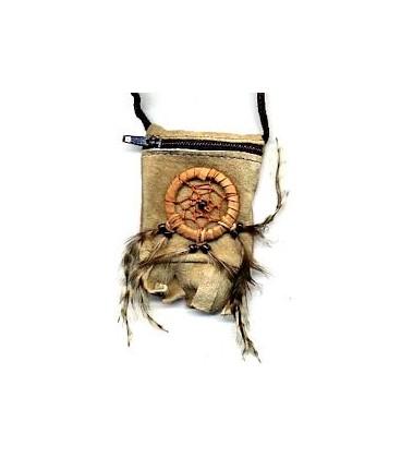 Bolsita porta amuletos