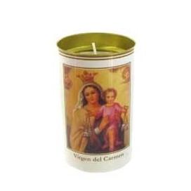 Vela Votiva de la Virgen del Carmen