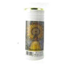Vela Votiva de la Virgen del Pilar