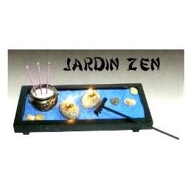 Mini Jardin Zen ideal para relajacion