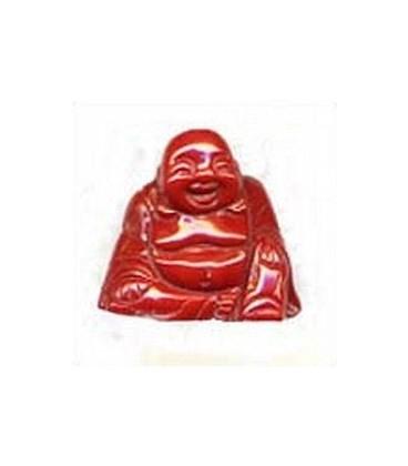 Buda Sonriente de Coral