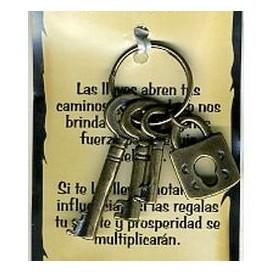 Las llaves de la suerte