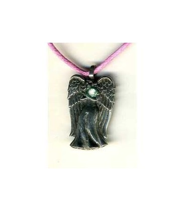 Ángel guardian de la buena fortuna