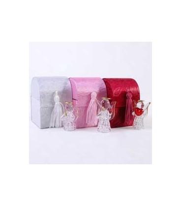 Angel de Cristal, Color Rosa