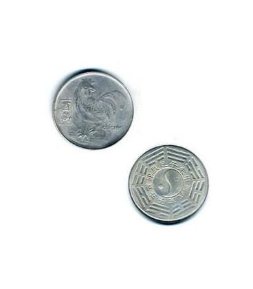 El Gallo Horoscopo chino Moneda