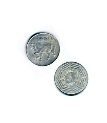 El Caballo Horoscopo chino Moneda