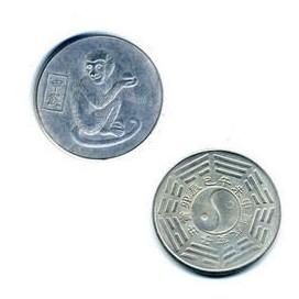 Tigre Horoscopo chino Moneda