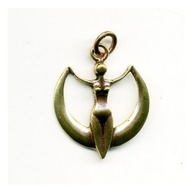 Diosa de la Fertilidad Colgante de bronce