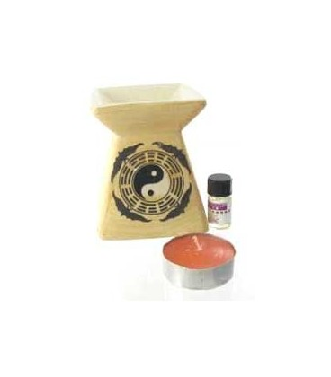 Kit de Aromaterapia Yin Yang