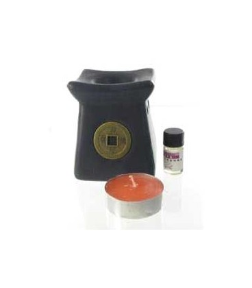 Kit de Aromaterapia Moneda de la Fortuna