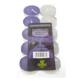Vela Aromaterapia Violetas.  Atraccion