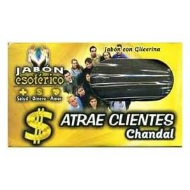 Atrae Clientes. Jabon SANDALO