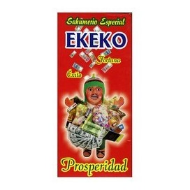 Sahumerio especial EKEKO