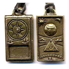 Talismán astrológico de la navegación