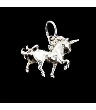 Unicornio. Plata