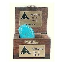 Piedra del horoscopo Acuario Turquenita