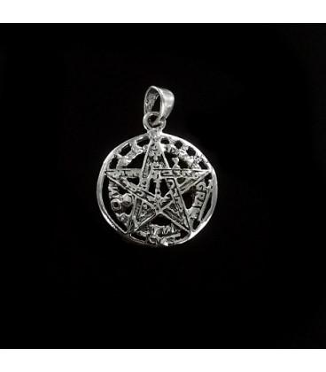 Mini Tetragramaton. Plata