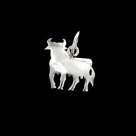 Toro de plata