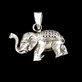 Elefante de plata