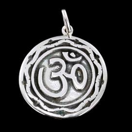Simbolo Om la silaba sagrada de la relajacion
