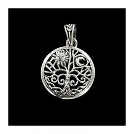 El Arbol, el Sol y la Luna, Simbolo Hermetico