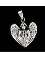 Angel del Amor de Plata
