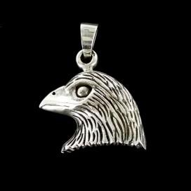 Aguila. Colgante de plata