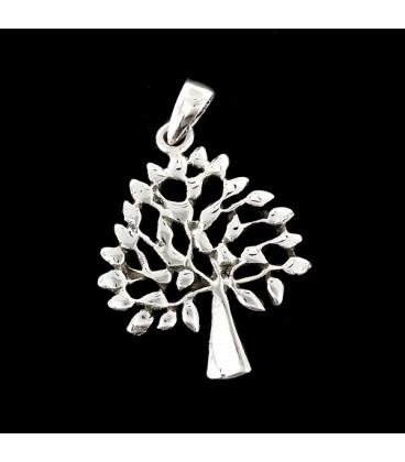 Arbol de la Vida. Colgante de plata