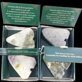 Marmol de Connemara, La piedra del Amor