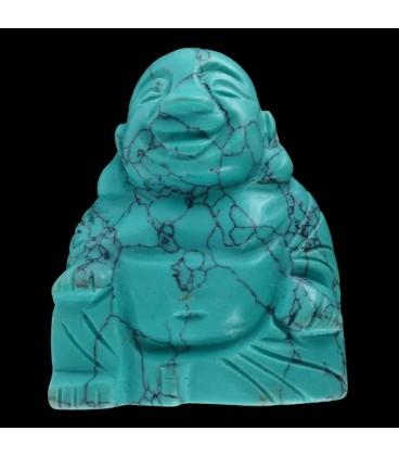 Buda sonriente de Turquenita