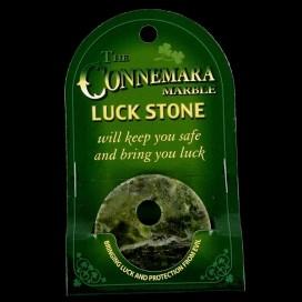 Marmol de Connemara, La piedra de la suerte