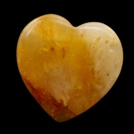 Colgante corazon de Calcita