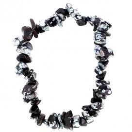 Pulsera de Obsidiana Nevada