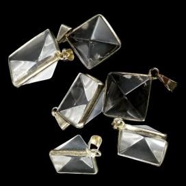 Piramide de cuarzo