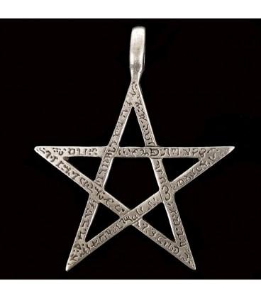 Pentagrama Blanco
