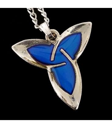 Triqueta Simbolo Eternidad cambia de color con tu energia
