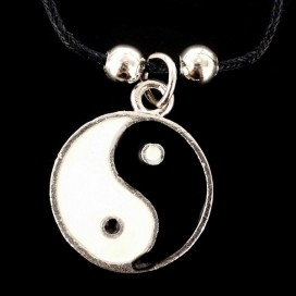 Yin Yang esmaltado