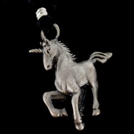 Unicornio. Peltre