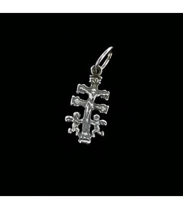 Caravaca silver Cross. Mini