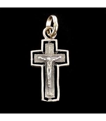 Romanic silver Cross
